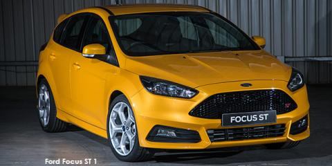 Ford Focus ST 1 - Image credit: © 2018 duoporta. Generic Image shown.