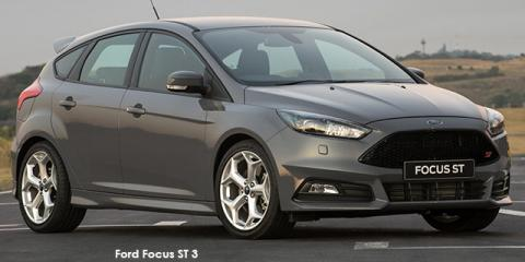 Ford Focus ST 3 - Image credit: © 2019 duoporta. Generic Image shown.