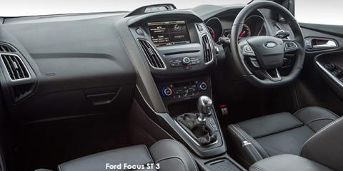 Ford Focus ST 3 - Image credit: © 2018 duoporta. Generic Image shown.