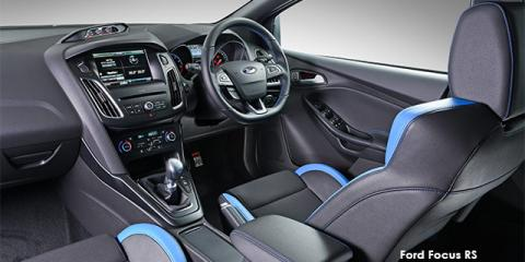 Ford Focus RS - Image credit: © 2018 duoporta. Generic Image shown.