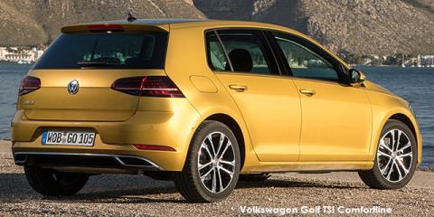 Volkswagen Golf 1.0TSI Trendline - Image credit: © 2018 duoporta. Generic Image shown.