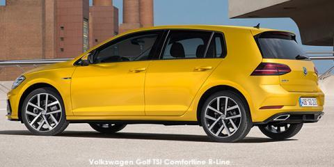 Volkswagen Golf 1.0TSI Comfortline R-Line - Image credit: © 2018 duoporta. Generic Image shown.