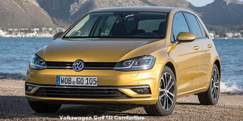 Volkswagen Golf 1.4TSI Comfortline - Image credit: © 2018 duoporta. Generic Image shown.