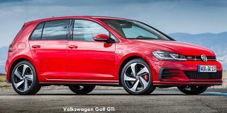 Volkswagen Golf - Image credit: © 2018 duoporta. Generic Image shown.