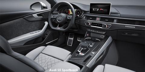 Audi S5 Sportback quattro - Image credit: © 2018 duoporta. Generic Image shown.