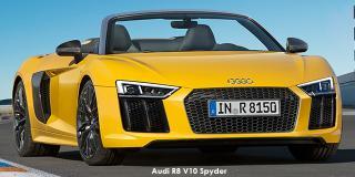 Audi R8 - Image credit: © 2019 duoporta. Generic Image shown.