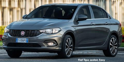 Fiat Tipo sedan 1.4 Pop - Image credit: © 2019 duoporta. Generic Image shown.