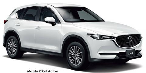 Mazda CX-5 2.0 Active - Image credit: © 2018 duoporta. Generic Image shown.