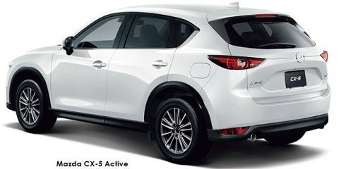 Mazda CX-5 2.0 Active auto - Image credit: © 2018 duoporta. Generic Image shown.