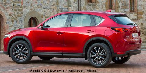 Mazda CX-5 2.0 Dynamic auto - Image credit: © 2018 duoporta. Generic Image shown.