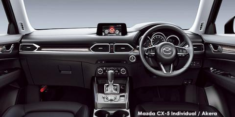 Mazda CX-5 2.0 Dynamic auto - Image credit: © 2019 duoporta. Generic Image shown.