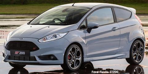 Your New Ford Fiesta ST200 at a Discount & New Ford Fiesta ST200 up to R 10197 discount | New Car Deals markmcfarlin.com