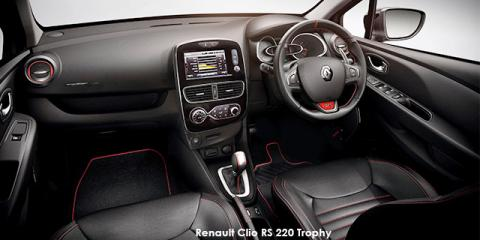Renault Clio RS 220 Trophy - Image credit: © 2018 duoporta. Generic Image shown.