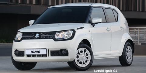 Suzuki Ignis 1.2 GL - Image credit: © 2019 duoporta. Generic Image shown.