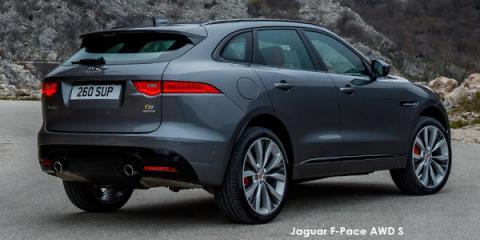 Jaguar F-Pace 30d AWD S - Image credit: © 2018 duoporta. Generic Image shown.