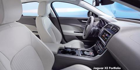 Jaguar XE 20d Portfolio - Image credit: © 2018 duoporta. Generic Image shown.