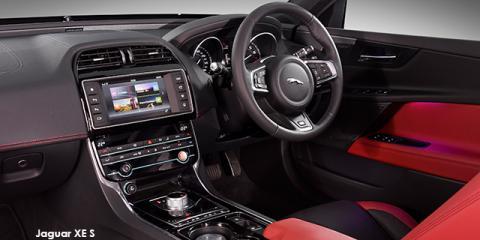 Jaguar XE S - Image credit: © 2018 duoporta. Generic Image shown.