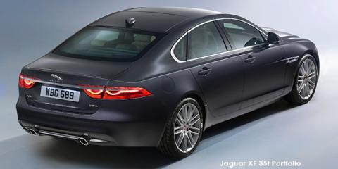 Jaguar XF 25t Portfolio - Image credit: © 2018 duoporta. Generic Image shown.