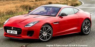 Jaguar F-Type - Image credit: © 2018 duoporta. Generic Image shown.
