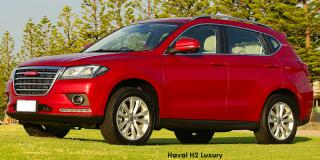 Haval H2 - Image credit: © 2018 duoporta. Generic Image shown.