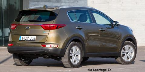Kia Sportage 2.0 Ignite Plus - Image credit: © 2018 duoporta. Generic Image shown.