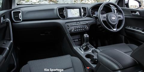 Kia Sportage 2.0CRDi EX Plus - Image credit: © 2018 duoporta. Generic Image shown.
