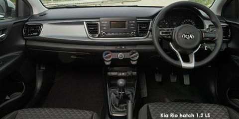 Kia Rio hatch 1.2 LS - Image credit: © 2019 duoporta. Generic Image shown.