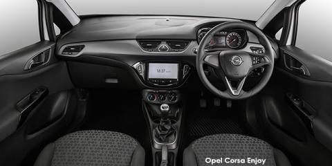 Opel Corsa 1.0T Enjoy - Image credit: © 2018 duoporta. Generic Image shown.