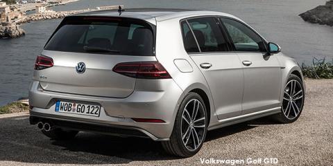 Volkswagen Golf GTD - Image credit: © 2018 duoporta. Generic Image shown.