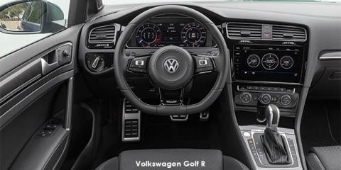 Volkswagen Golf R - Image credit: © 2018 duoporta. Generic Image shown.