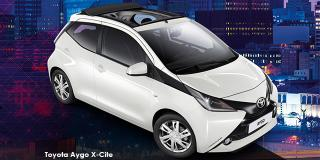Toyota Aygo - Image credit: © 2018 duoporta. Generic Image shown.
