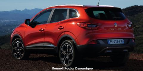 Renault Kadjar 96kW TCe Blaze - Image credit: © 2018 duoporta. Generic Image shown.