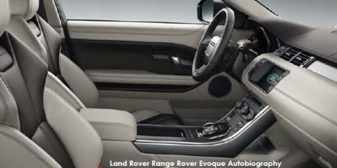 Land Rover Range Rover Evoque Autobiography Si4 - Image credit: © 2018 duoporta. Generic Image shown.
