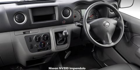 Nissan NV350 Impendulo 2.5i - Image credit: © 2018 duoporta. Generic Image shown.
