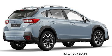 Subaru XV 2.0i - Image credit: © 2018 duoporta. Generic Image shown.