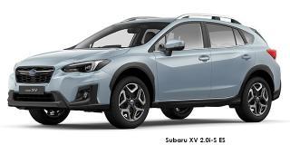 Subaru XV - Image credit: © 2019 duoporta. Generic Image shown.