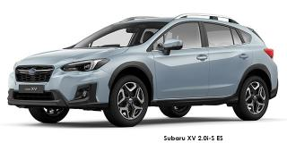 Subaru XV - Image credit: © 2018 duoporta. Generic Image shown.