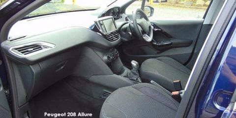 Peugeot 208 1.2 Allure - Image credit: © 2018 duoporta. Generic Image shown.