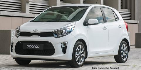 Kia Picanto 1.0 Street - Image credit: © 2019 duoporta. Generic Image shown.