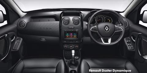Renault Duster 1.5dCi Dynamique auto - Image credit: © 2018 duoporta. Generic Image shown.