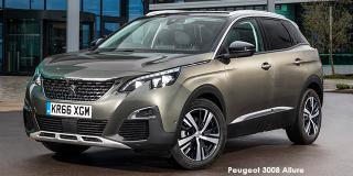 Peugeot 3008 - Image credit: © 2018 duoporta. Generic Image shown.