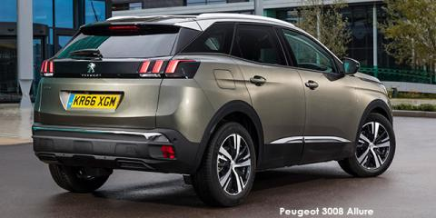 Peugeot 3008 1.6T Active - Image credit: © 2018 duoporta. Generic Image shown.