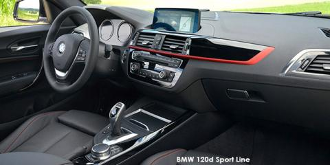 BMW 120d 5-door - Image credit: © 2018 duoporta. Generic Image shown.