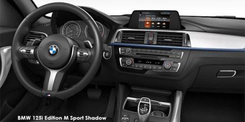 BMW 120d 5-door Edition M Sport Shadow sports-auto - Image credit: © 2018 duoporta. Generic Image shown.