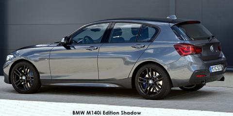New Bmw 1 Series M140i 5 Door Edition Shadow Sports Auto