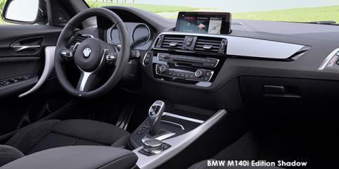 BMW M140i 5-door Edition Shadow sports-auto