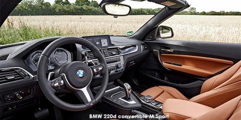 BMW 220i convertible Sport Line sports-auto