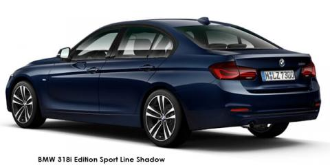 BMW 318i Edition Sport Line Shadow auto
