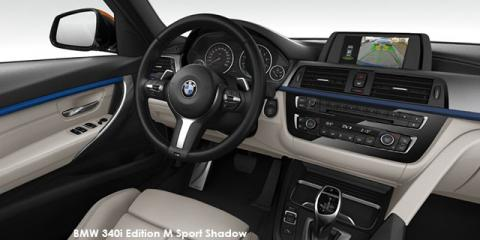 BMW 330i Edition M Sport Shadow - Image credit: © 2018 duoporta. Generic Image shown.