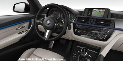BMW 330i Edition M Sport Shadow